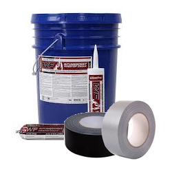Adhesives • Caulks • Sealants • Tape